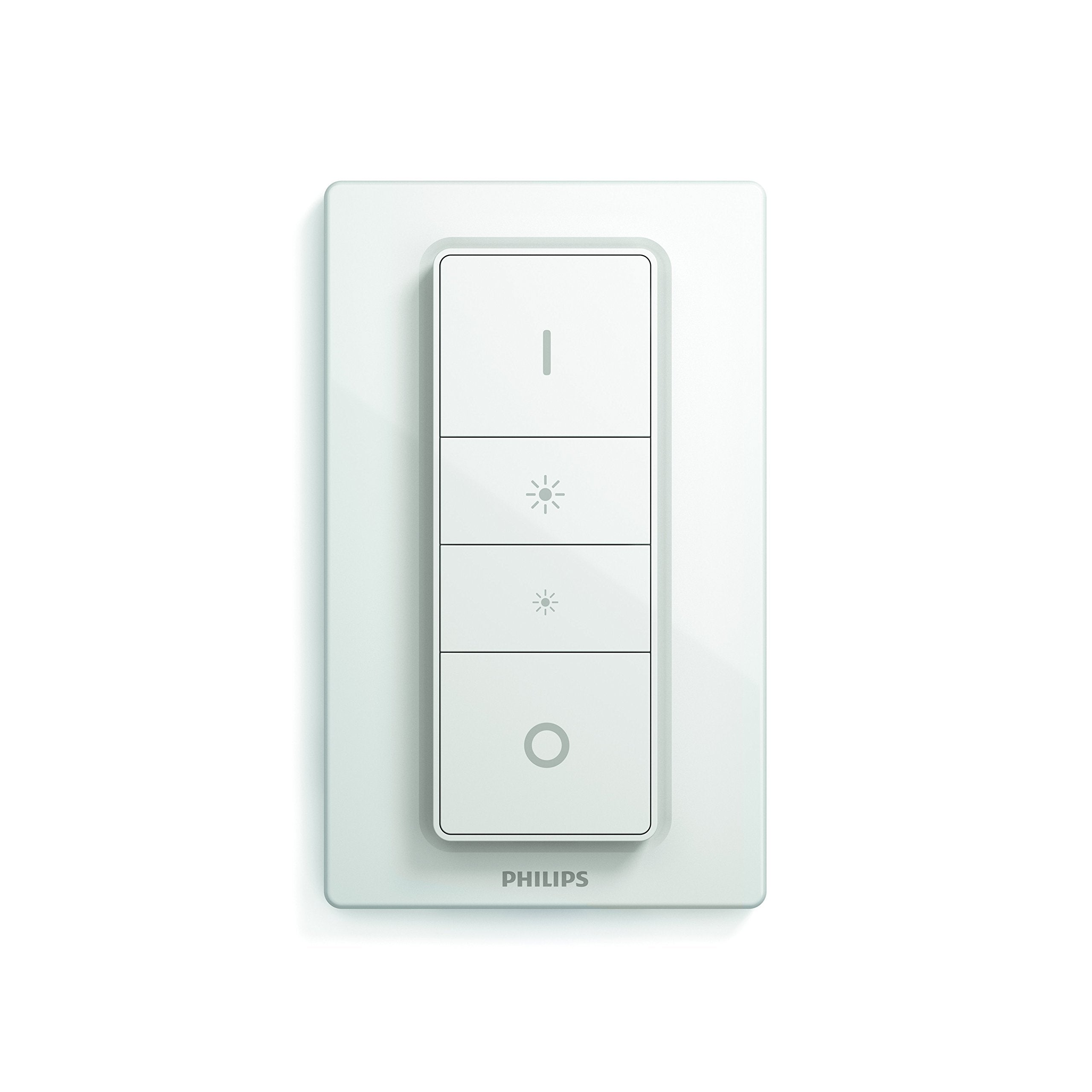 Philips Hue White Ambiance BEING Plafonnier 32 W - Noir (télécommande incluse)
