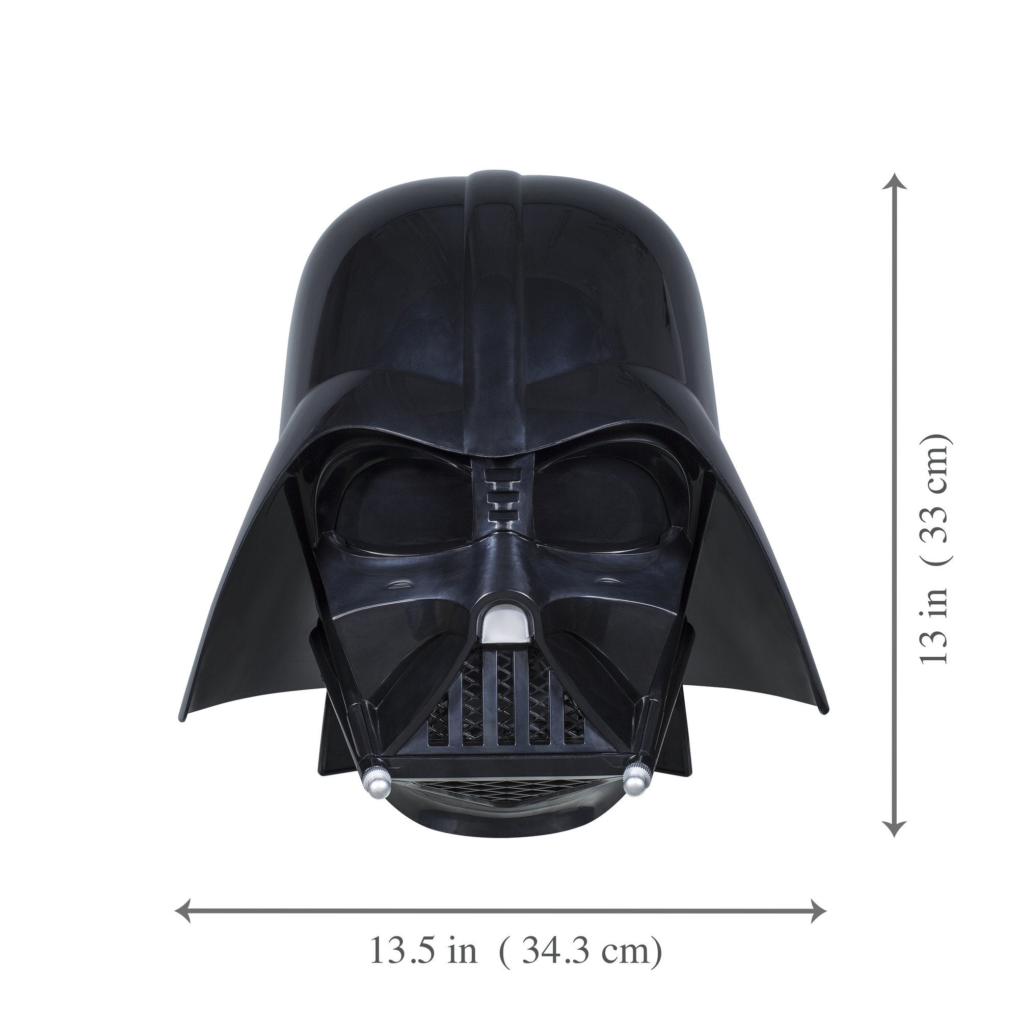 Star Wars – Casque Electronique Star Wars – The Black Series Dark Vador - Effets Sonores - Edition Collector