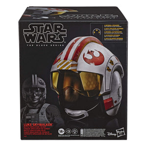 Star Wars – Edition Collector Black series – Casque de Luke Skywalker