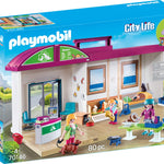 Playmobil 70146 City Life Mini Torsadée  Multicolore - version allemande