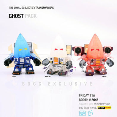 GHOST SEEKERS SDCC EXCLUSIVE