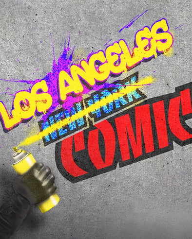TLS x Los Angeles Comic Con!