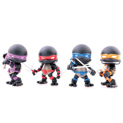 SDCC 2015 EXCLUSIVE: STEALTH EDITION TMNT ACTION VINYLS