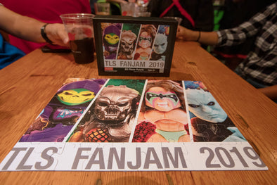 TLS at Comic Con, Part III - Fan Jam!