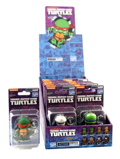8 Days of Christmas Toys R' Us TMNT Key Chain Giveaway!