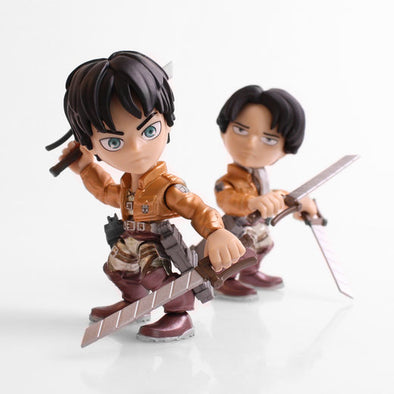 Hot Topic Exclusives! Street Fighter + Attack on Titan!