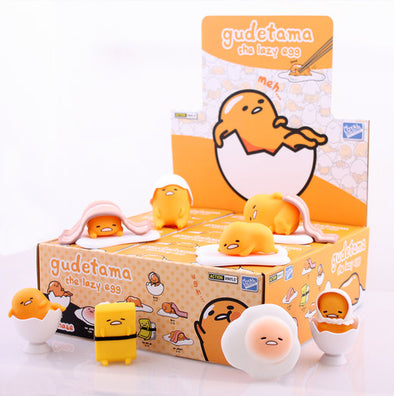 Gudetama! Exclusive and available now at Hot Topic!