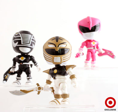 TARGET EXCLUSIVE POWER RANGERS!