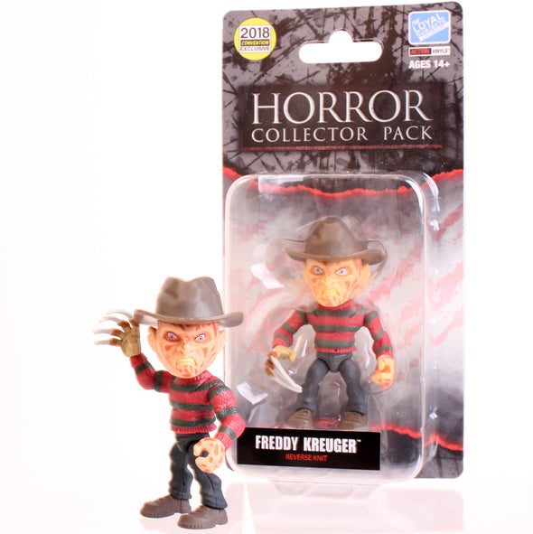 Horror - Freddy Kreuger Reverse Knit (SDCC Edition)