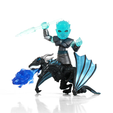 Game of Thrones - Night King and Wight Viserion Translucent Blue (10 Year Exclusive)