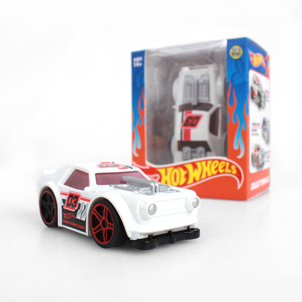 Hot Wheels - Night Shifter White/Red (SDCC Edition)