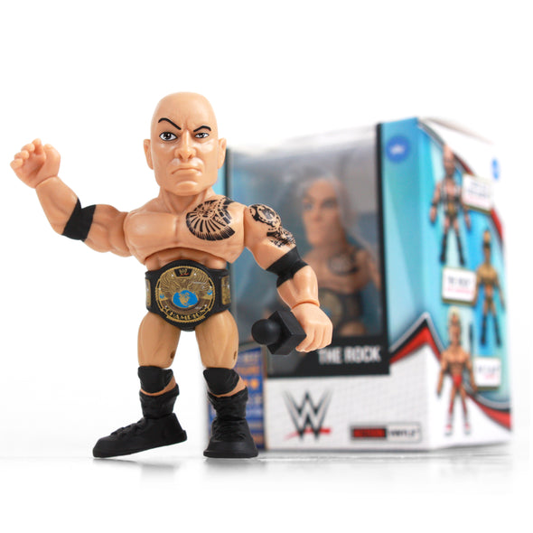 WWE - The Rock Returns Action Vinyl