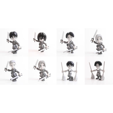 "Attack On Titan ""Manga Edition"" Blind Box"