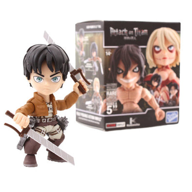 Attack On Titan Wave 1 Blind Box