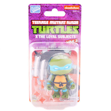 Teenage Mutant Ninja Turtles - Leonardo Toy Color Variant (SDCC Edition)