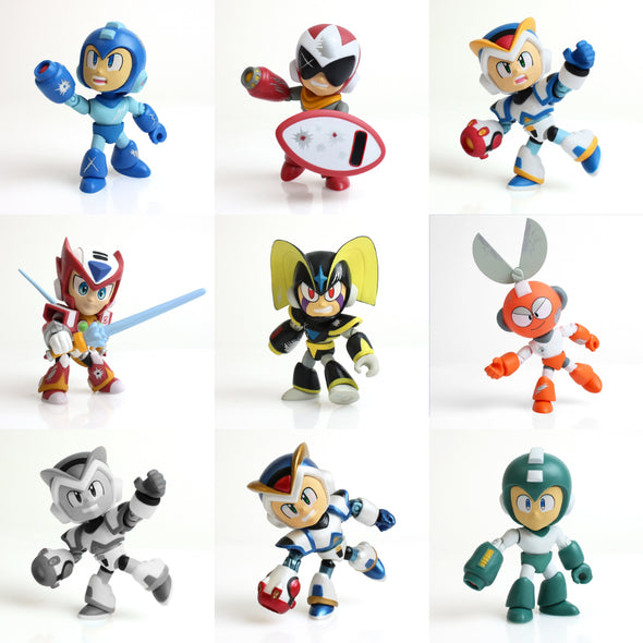 Mega Man Walmart Edition Blind Box