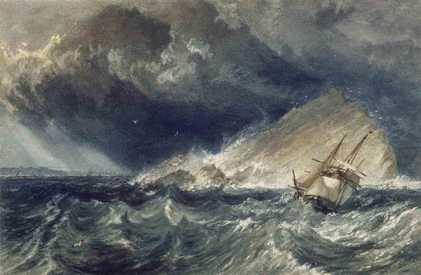 William Turner Sea Storm