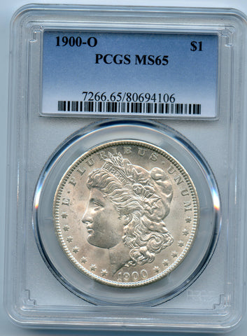 1900-O PCGS MS65 Morgan Silver $1