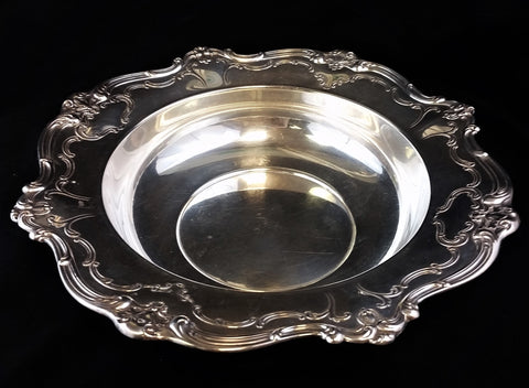 Estate Strasbourg by Gorham Sterling Silver Bowl