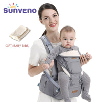 HIP-SEAT ERGONOMIC BABY CARRIER - TodStar