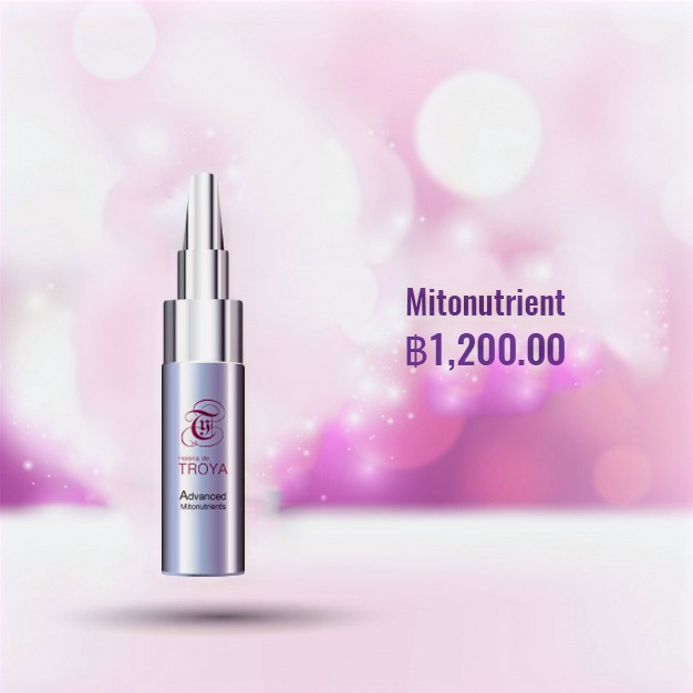 Troya Mitonutrient Serum 6.5g