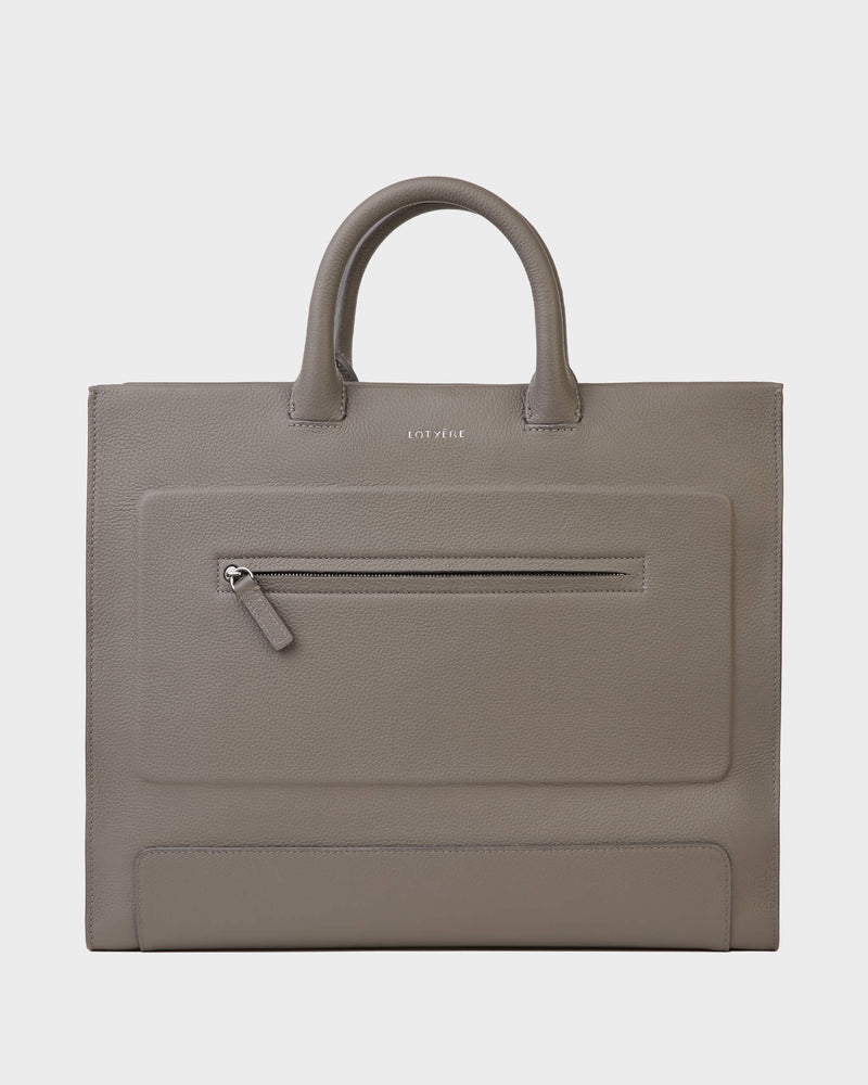 Briefcase Bag Lava Grey