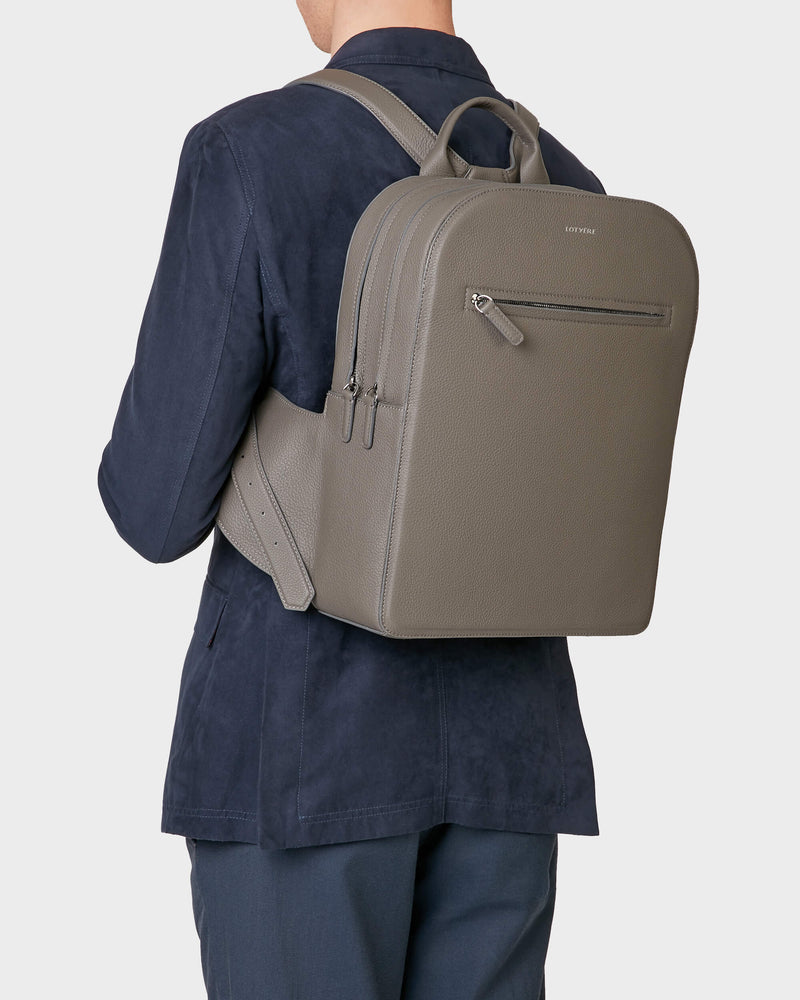 Backpack Casual Lava Grey