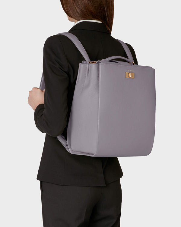 Backpack Violet Grey