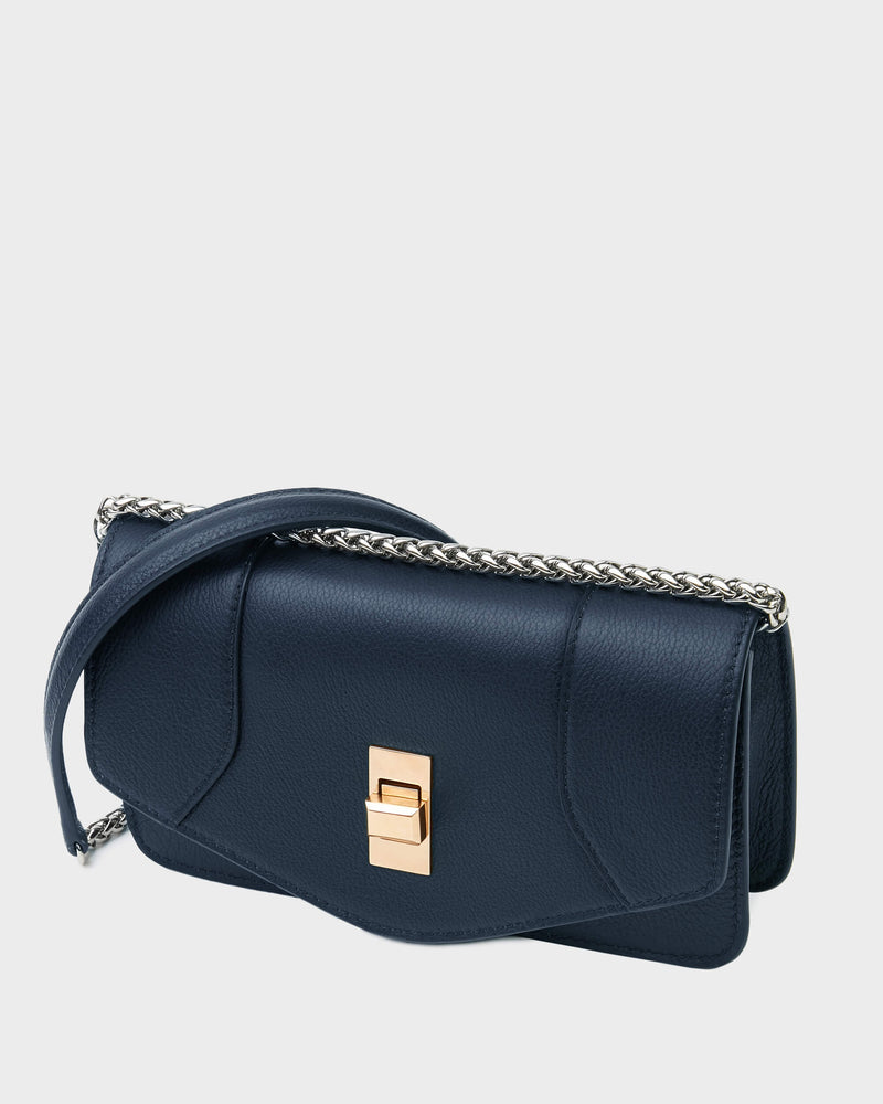 Cross Body Blue