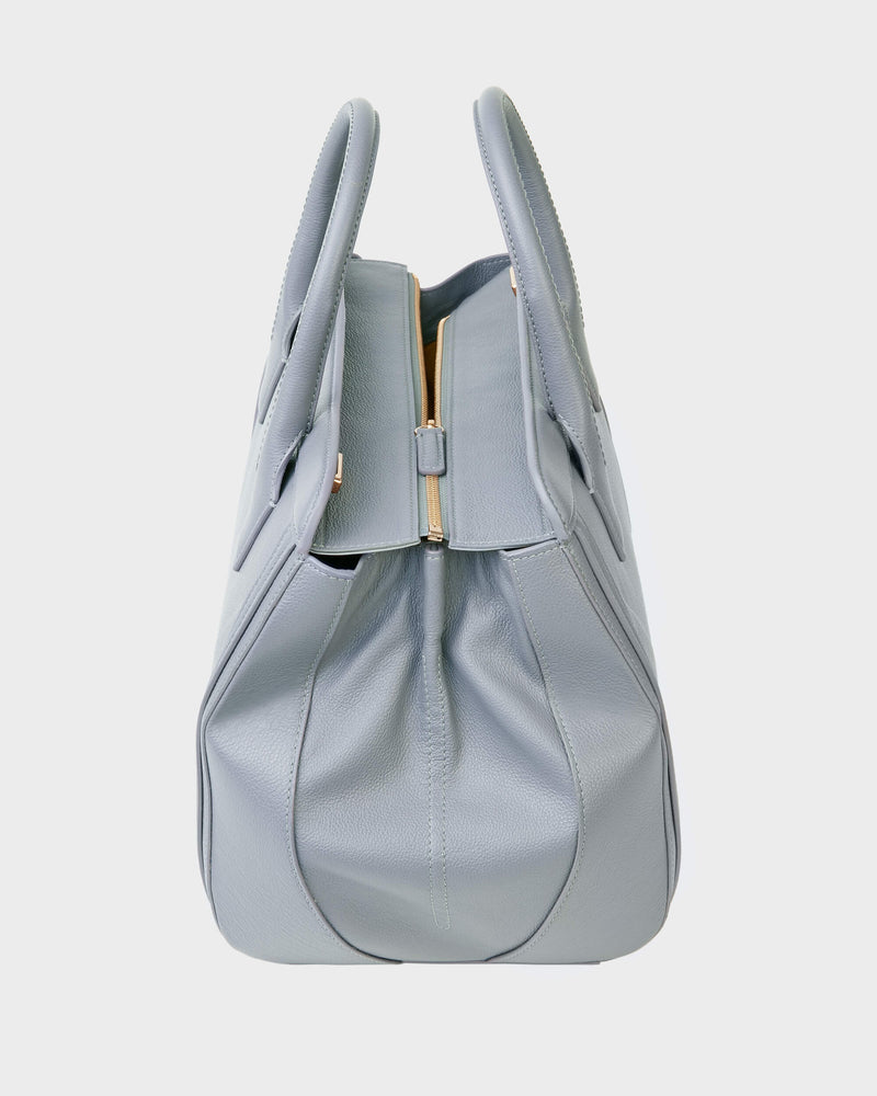 Tote Bag Big Elephant Grey