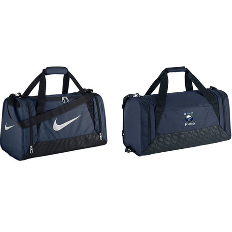 Jr. Sabres Large Brasilia Duffel (Large)