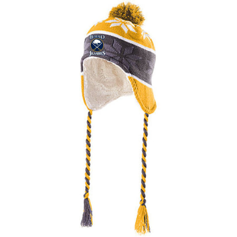 Jr. Sabres Ridge Knit Beanie
