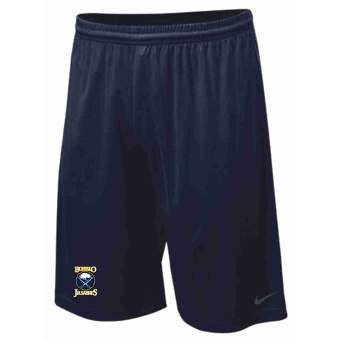 Jr Sabres Nike Team Fly Short