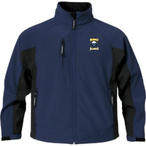 Jr Sabres Storm Tech Soft Shell Jacket-QUICK SHIP