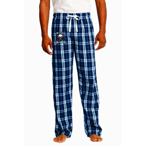 Jr Sabres Flannel Pants