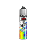 Rainbow Blast by IVG Menthol Range. Inspired by your favourite sweets that will give you an amazing sour taste of mixed fruit candy.