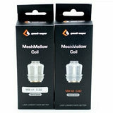 These genuine GeekVape MeshMellow Coils for the Alpha Sub-Ohm Tank  are the finest coils available for this tank series.