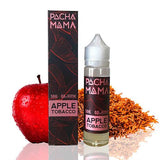 Pacha Mama Apple Tobacco by Charlie's Chalk Dust is a unique blend of crisp apple and tobacco flavours. The apple flavour adds an extra layer of sweetness to the tobacco taste, giving an all round delicious taste.