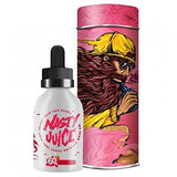 Trap Queen by nasty juice - This flavour contains a ripe strawberry fruit flavour freshly harvested from a farm. You'll be thrilled with the freshness and the sweetness that will make you feel like you're in a strawberry farm. A splash of menthol is added to top off this flavour. Give it a shot!