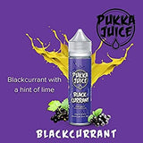 These Pukka Juice e-Liquids are an amazing premium range of delectable fruity flavoured delicious vape combinations that are packed full of flavour and all available in 50ml shortfill bottles that are nic shot ready.