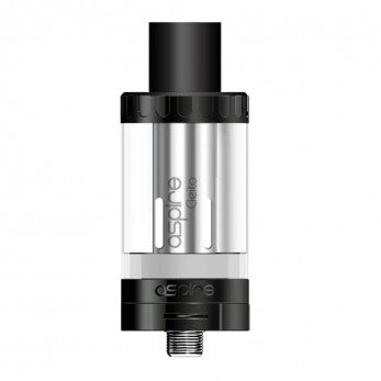 The Aspire Cleito vape tank is a classic sub ohm vape tank featuring a design that has remained popular throughout the years. Excelling at producing large amounts of vapour, this tank is recommended for intermediate and advancers vapers, supporting a direct to lung vaping style.