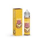 Glazed Kronuts by Marina Vapes is an e-liquid that has the prominent flavours of Donuts, Croissants and Cream.