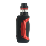 The Geekvape Aegis Mini vape kit is a smaller version of the original Aegis Kit. Powered by a built-in 2200mAh battery, it's capable of an 80W maximum output with a range of output modes allowing you to customise the Aegis' performance.