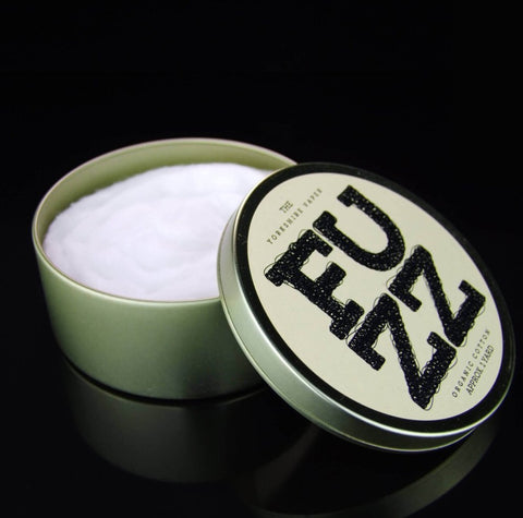 The Yorkshire Vapers' very own organic vape wicking cotton. In this tin you will find one yard (~0.9m) of finest quality cotton; designed for use in RDA's & RTA's this cotton is highly absorbent and has a high heat tolerance. The grain of the cotton allows you to tear pinch and wick with ease.