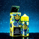 Blue Raspberry Blast by Juicy Co  : An incredible explosion of tart blue raspberries, sweetened to perfection.