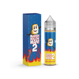 Marshmallow Man 2 by Marina Vape is here, building on the sweet, fluffy, and creamy flavours from the original, Marshmallow Man 2 is set to be a must-have for all vapers. The unique flavour blend is crafted to perfection and you won't be able to put it down.