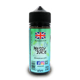 Messy Juice E-Liquid Basics Series 120ml shortfill.