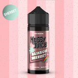 Messy Juice E-liquid Sherbet Series