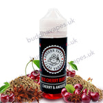 Red Cherry Burst E-Liquid by Buddha Vapes is a delightful vape with red cherry complimented by aniseed.