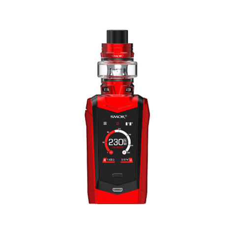 Species has a brand new 1.45'', high-definition touch screen with an upgraded user interface to offer you more comprehensive and clearer vaping data. Moreover, the screen locking button ensures a safe operation and its 1W-230W output can meet your various vaping demands.